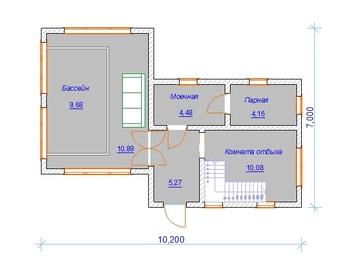 Проект дома Билибино
