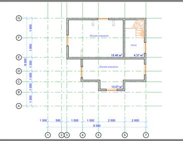 Проект дома Эртиль