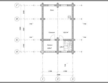 Проект дома Приморск