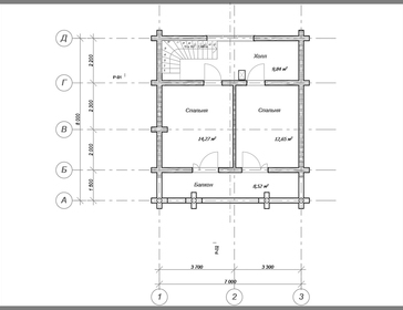 Проект дома Светогорск