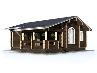 Проект дома Бабушкин