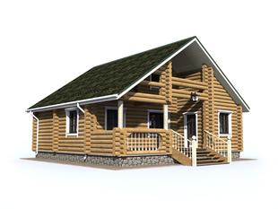 Проект дома Княгинино