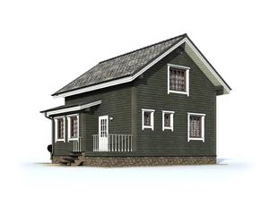 Проект дома Мураши