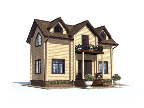 Проект дома Нестеров