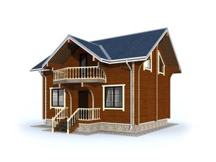 Проект дома Пионерский