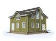 Проект дома Сосновка