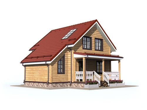 Проект дома Советск