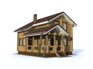 Проект дома Таруса