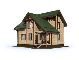 Проект дома Торопец
