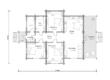Проект дома Белозерск 2