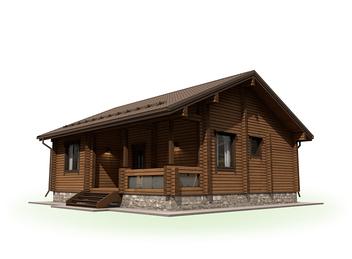 Проект дома Княгинино 3