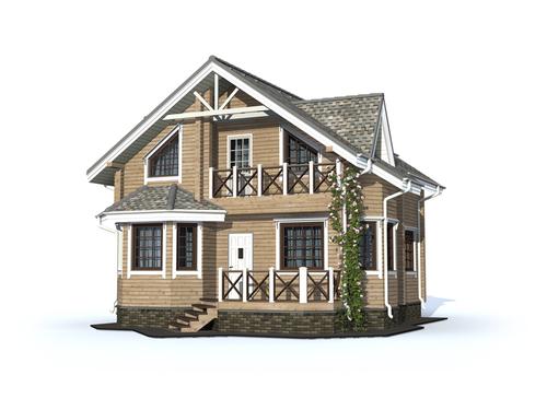 Проект дома Мирный 6