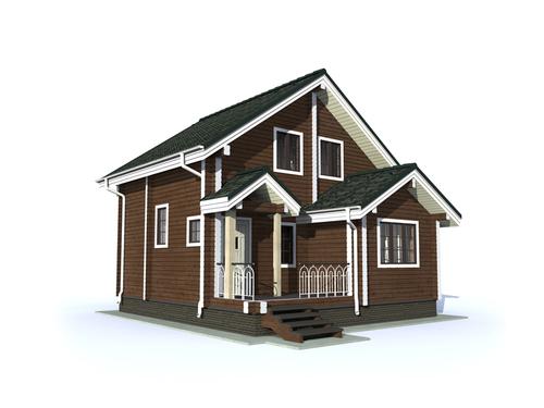 Проект дома Мураши 2