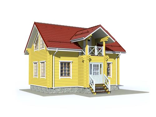 Проект дома Нестеров 2
