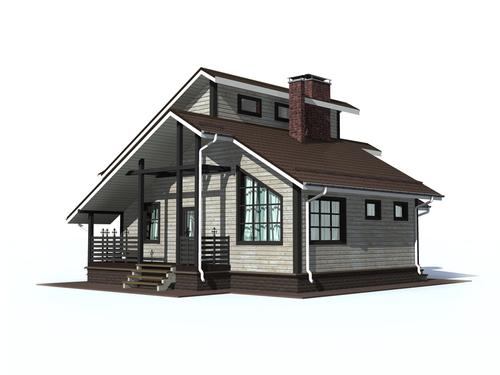 Проект дома Шумиха