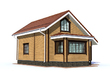 Проект дома Советск 3