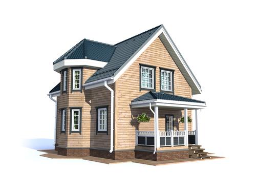 Проект дома Суджа 2