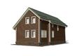 Проект дома Беломорск 2