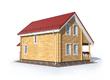 Проект дома Беломорск