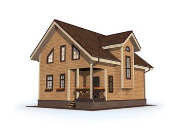 Проект дома Макаров 3