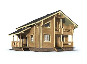 Проект дома Пересвет