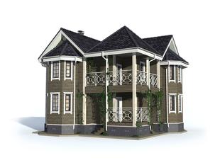Проект дома Полярные Зори