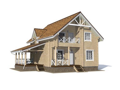 Проект дома Старая Русса