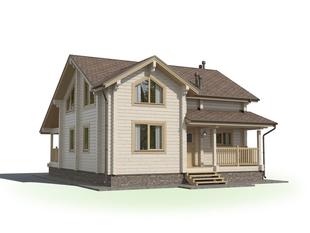 Проект дома Демидов