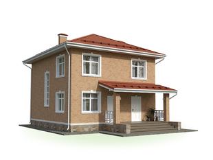 Проект дома Ковров