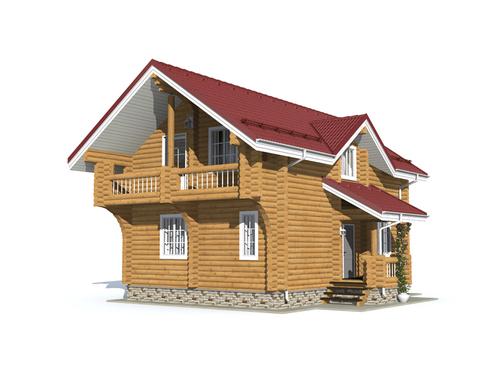 Проект дома Верея 3