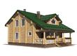 Проект дома Лесной