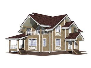 Проект дома Солнечногорск