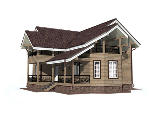 Проект дома Торжок
