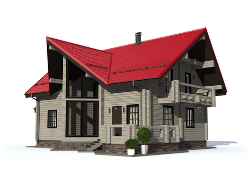 Проект дома Великий Устюг