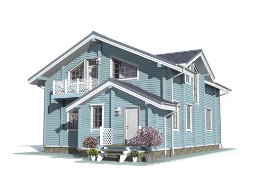 Проект дома Видное
