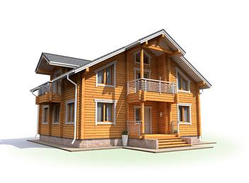 Проект дома Часовой