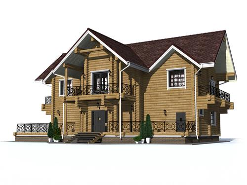Проект дома Ессентуки