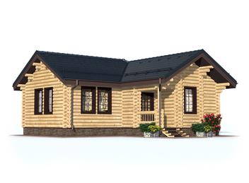 Проект дома Белебей