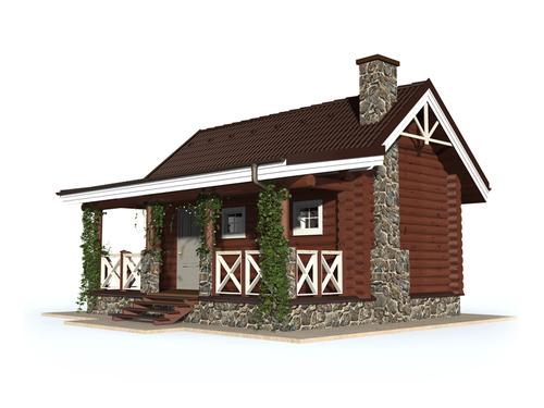 Проект дома Духовщина