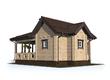 Проект дома Ладушкин