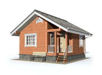 Проект дома Новосиль