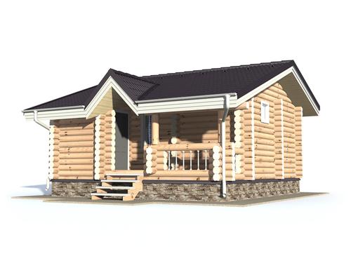 Проект дома Пошехонье