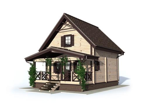 Проект дома Старица