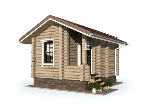 Проект дома Верхоянск