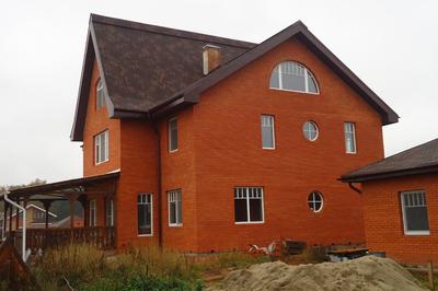 Дом из керамических блоков