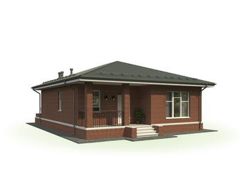 Проект дома Покров 3
