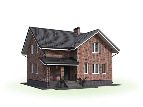 Проект дома Старый Оскол 2