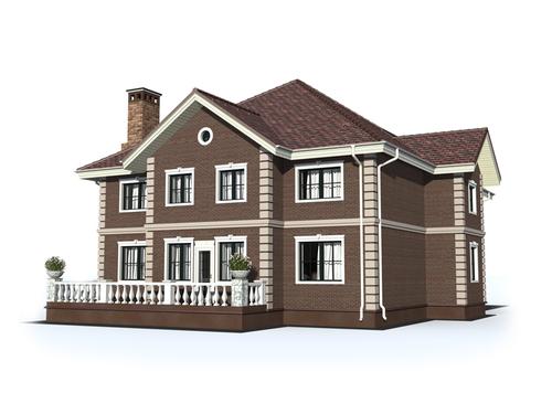 Проект дома Большой Камень