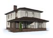 Проект дома Котлас