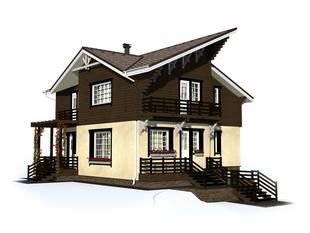 Проект дома Пугачев